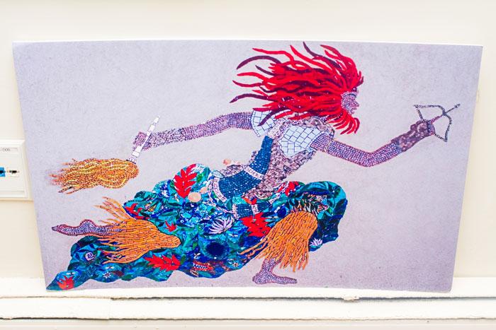 Manny Vega galeria del barrio