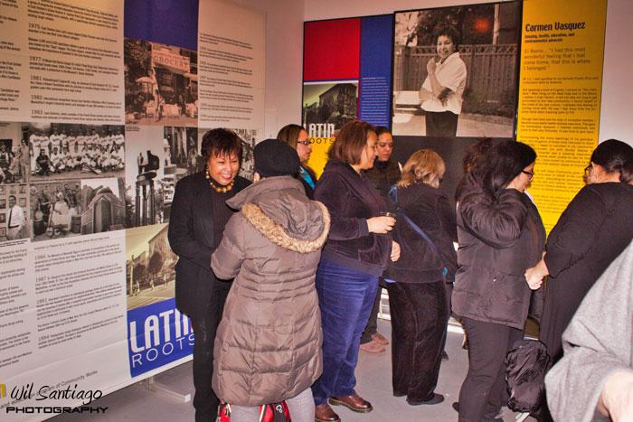 latin roots galeria del barrio