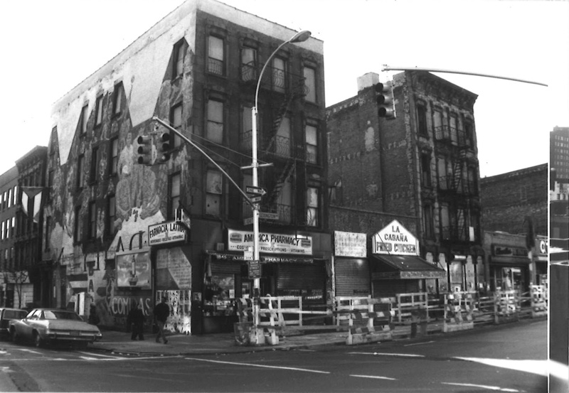 spirit of east harlem vintage