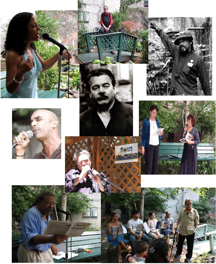 poetas con cafe 20th anniversary