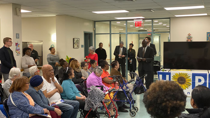 annual residents meeting hope community 2019
