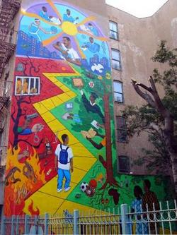 groundswell mural